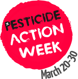 Pesticide Action Week logo