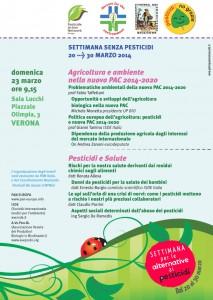 Verona convegno 23 marzo